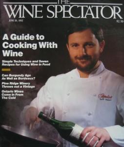 The Wine Spectator - June 30, 1992